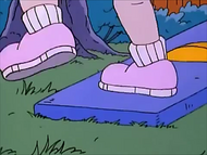 Rugrats - The Turkey Who Came to Dinner 506