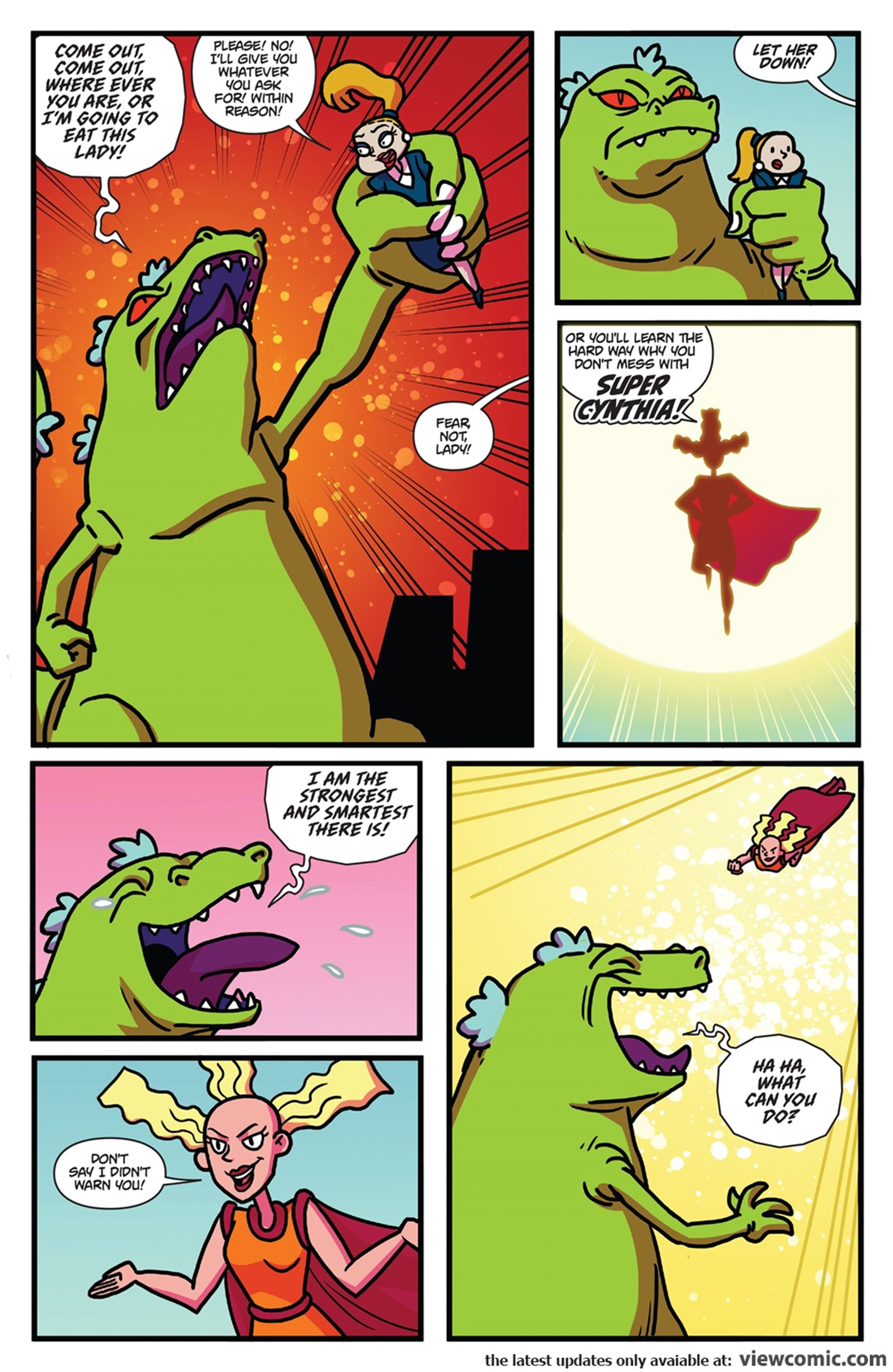 Rugrats R is for Reptar 2018 Boom Comic 21.jpg