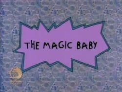 The Magic Baby Title Card.jpg