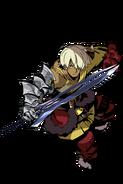 Character hero large