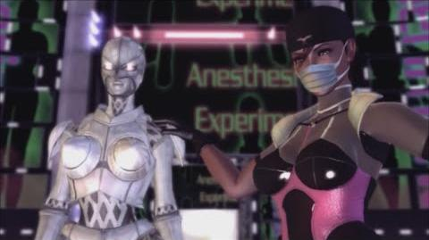 Rumble Roses XX - Double X Entrance (Anesthesia's Experiment)
