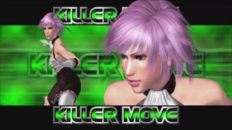 Rumble Roses XX - Noble Rose Killer Move (Crimson Harley)