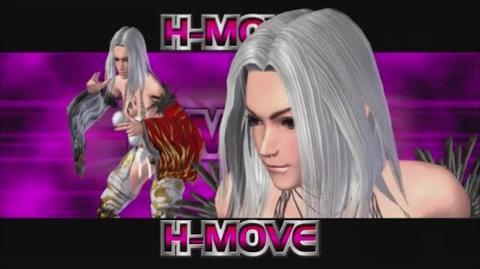 Rumble Roses XX - Yasha H-Move (Winter Cherry)