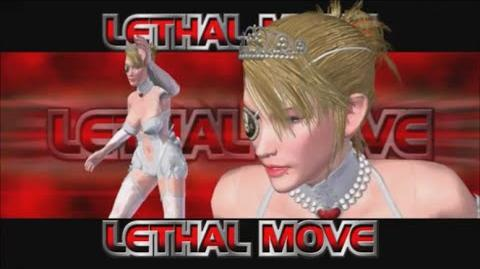 Rumble Roses XX - SS Mistress Spencer Lethal Move (Marriage Driver)