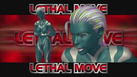 Rumble Roses XX - SS Dr. Anesthesia Lethal Move (Doctor's Operation)