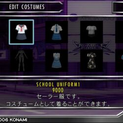 Edit Costume