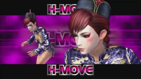 Rumble Roses XX - Great Khan H-Move (Herman Tsav)