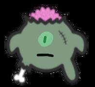 Not-So Undead Zombie