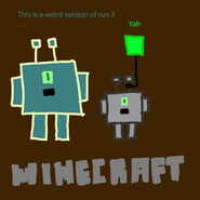 Run 3 Minecraft