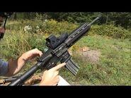 Full-Auto HK416