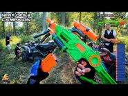 NERF OPS CAMPAIGN - MISSION 2 (Nerf First Person Shooter!)