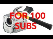 Bored Smashing - Camcorder! (100 Subscriber Special!)