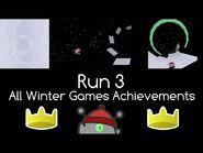 Run 3 - All Winter Games Achievements