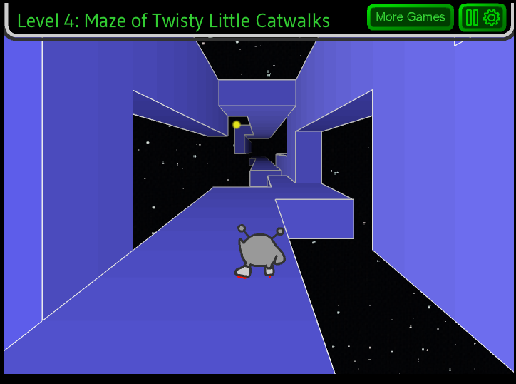 Maze of Twisty Little Catwalks