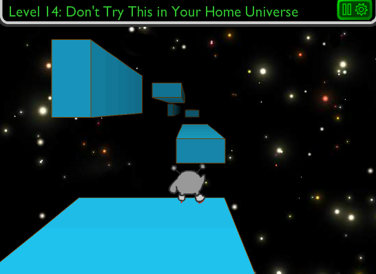 Don't Try This In Your Home Universe