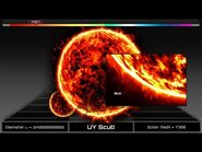 ★ The Biggest MONSTER Stars - Compared to our Sun