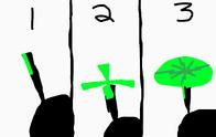 Gliding Antennae layout