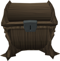 The crystal key chest