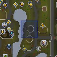 Crystal key chest location