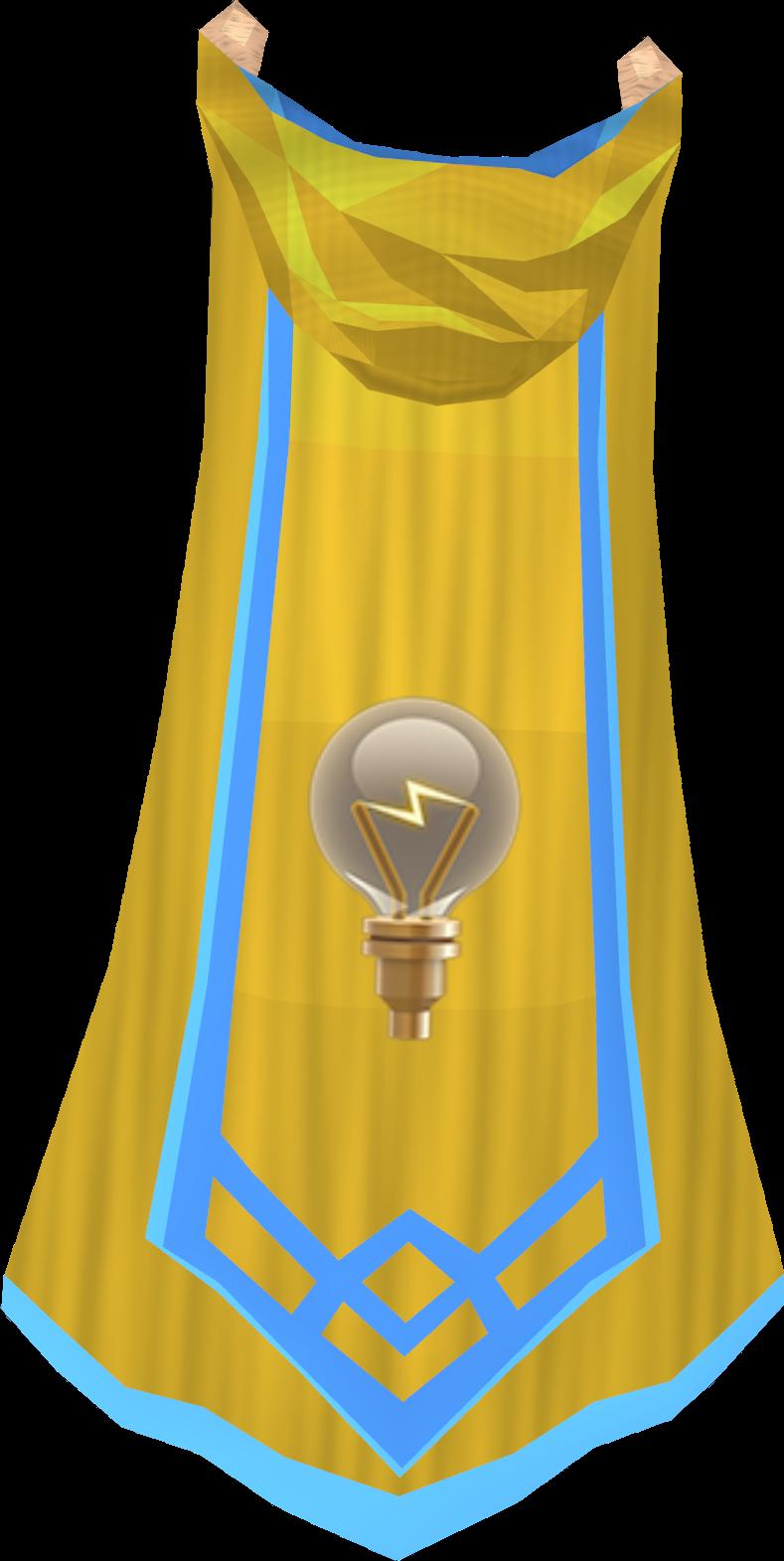Capa de Mestre de Invenção