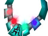 Brilliant alchemist's amulet (uncharged)