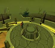 ARDragon Q&A teaser - Rune dragon area Stone of Jas pedestal
