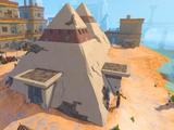 Pilhagem à Pirâmide