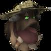 Shocked troll