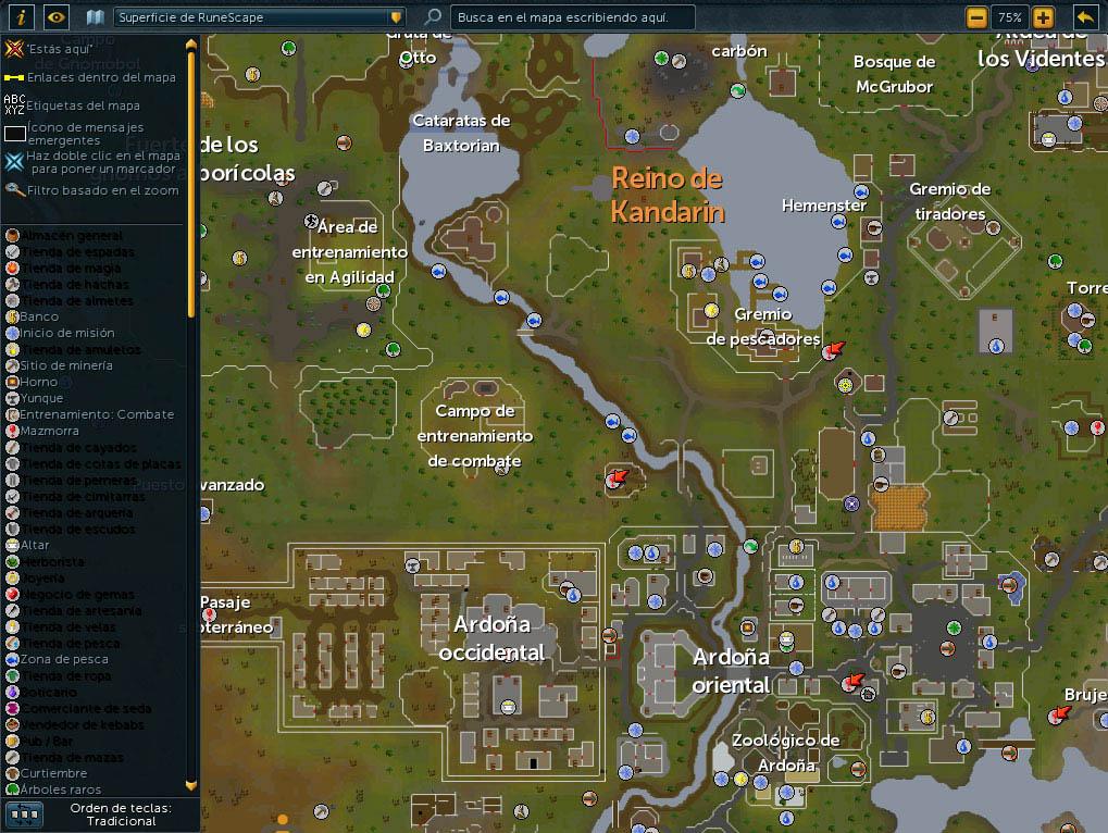 Divisão de Moedas, Mapa-Múndi e Tutorial