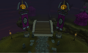 Deathcon II Entry Banners