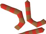 Red vine worm