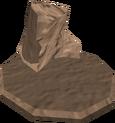 Statue of Dahmaroc (2 pieces)