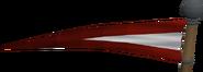 Threadbare pennant