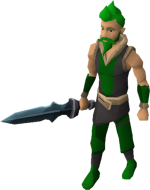 Espada Cerimonial IV