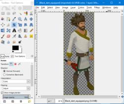 GIMP - rotate tool example1.png