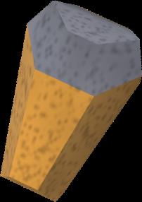 Amuleto de hidrix (sem cordão)
