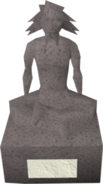Guthix statula