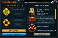 Manage Bonds