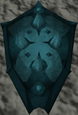 Escudo da força rúnico