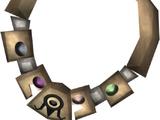 Alchemist's amulet (uncharged)
