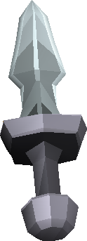 Espada Cerimonial de Ferro I