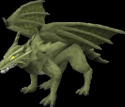 Green dragon 3