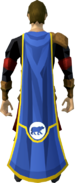 Herald cape (Varrock) equipped