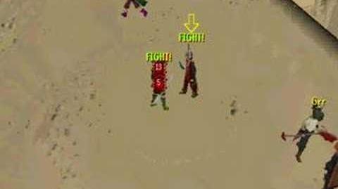Runescape Duel Arena Range Ownage