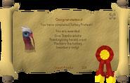 Thanksgiving Event reward