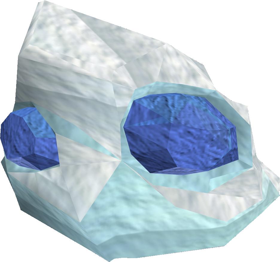 Rocha de azulito
