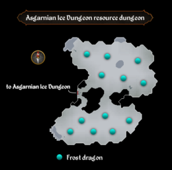 Asgarnian Ice Dungeon resource dungeon map.png