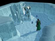 New ice block