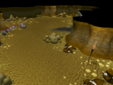 Al Kharid mining site resource dungeon