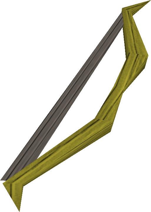 Arco curto de salgueiro